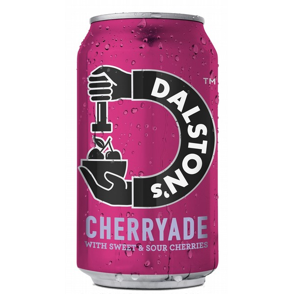 Dalston's Cherryade Cans