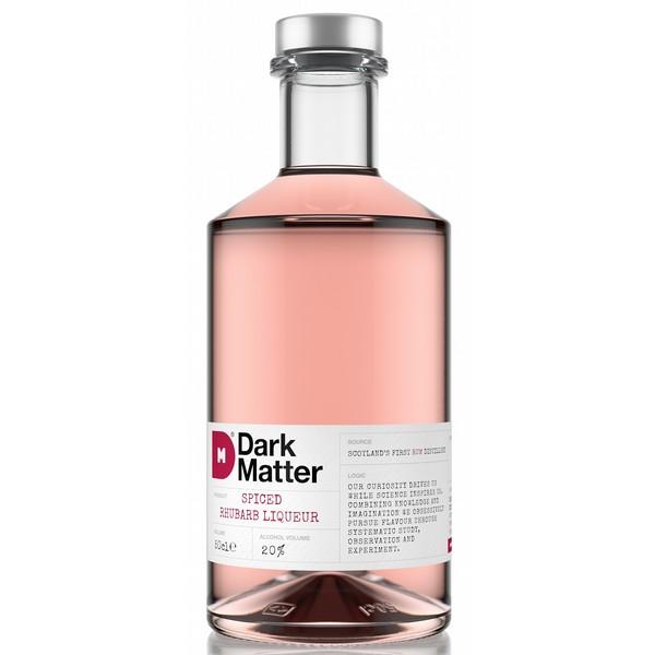 Dark Matter Spiced Rhubarb Liqueur