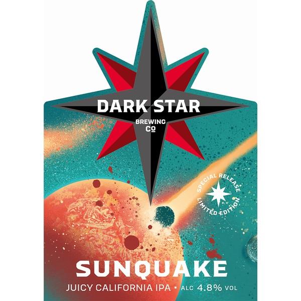 Dark Star Sunquake Pump Clip