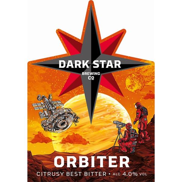 Dark Star Orbiter Cask
