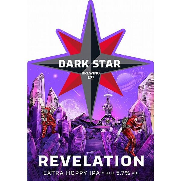 Dark Star Revelation Pump Clip