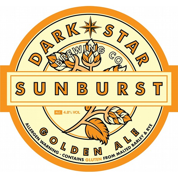 Dark Star Sunburst Cask