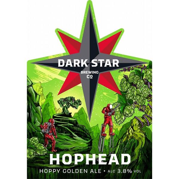 Dark Star Hophead Cask