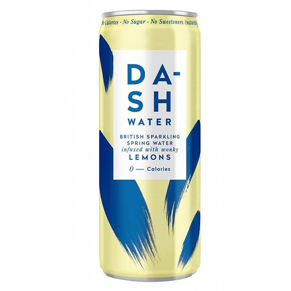 Dash Sparkling Lemon