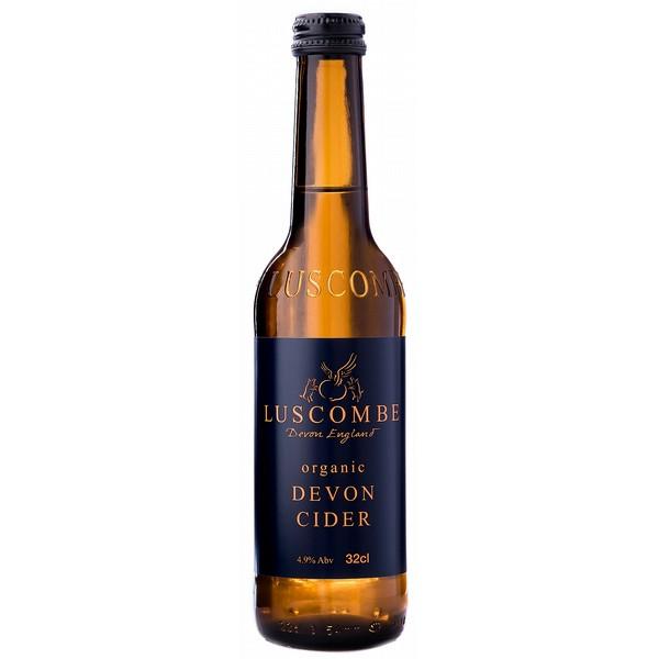 Luscombe Organic Devon Cider