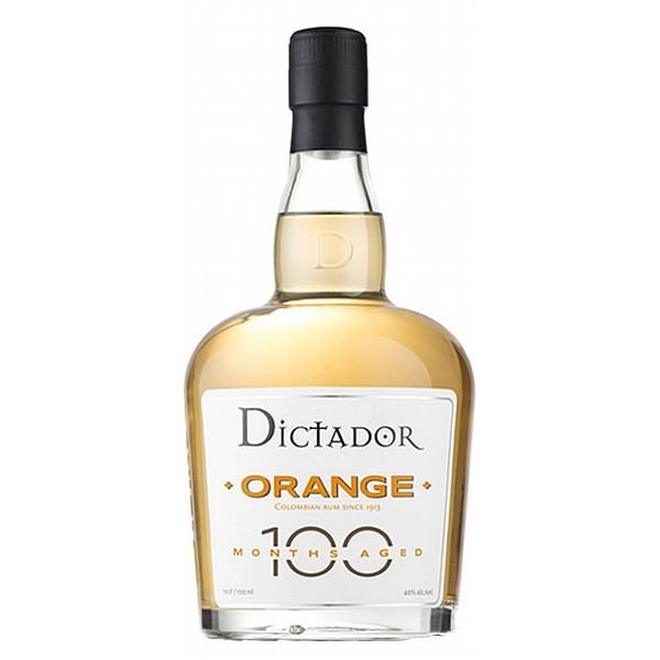 Dictador Orange Rum