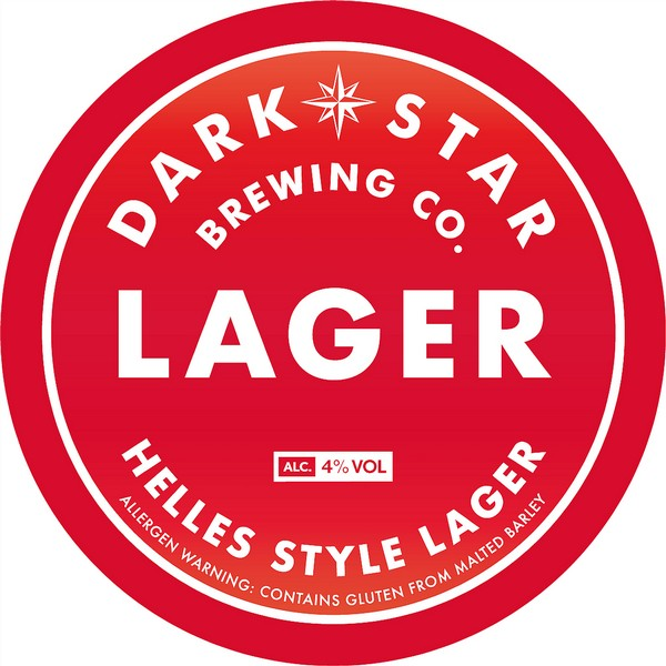Dark Star Helles Style Lager