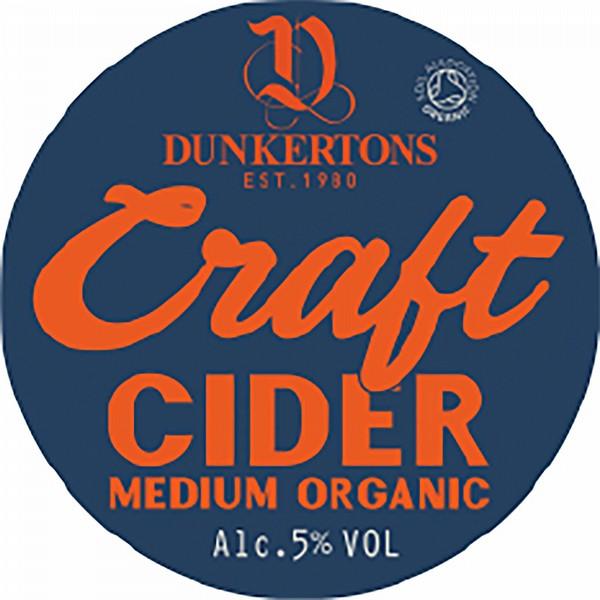 Dunkertons Organic Craft Cider