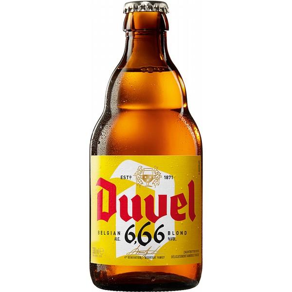 Duvel 6,66%