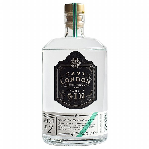 East London Batch 2 Gin