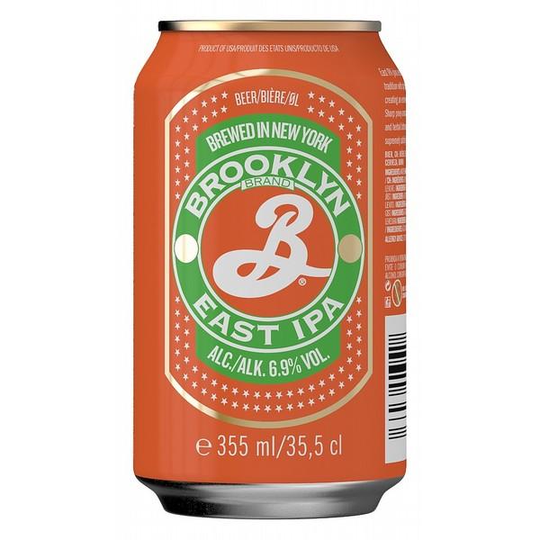 Brooklyn East IPA Cans