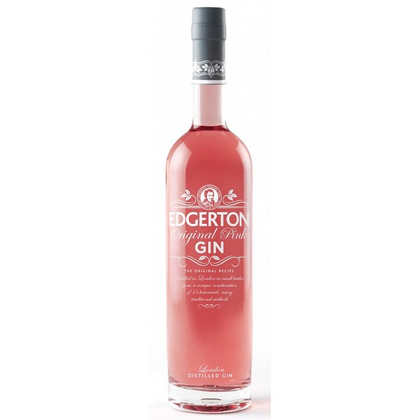 Edgerton Original Pink Gin