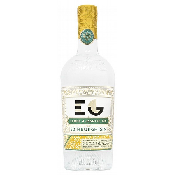 Edinburgh Lemon & Jasmine Gin