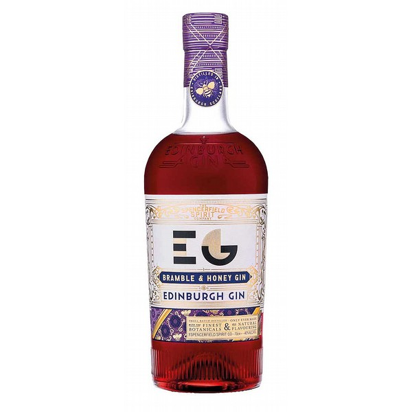 Edinburgh Bramble & Honey Gin