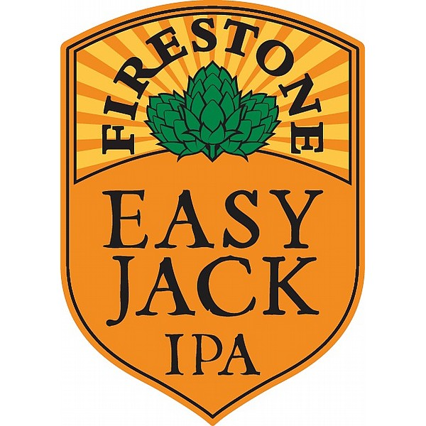 Firestone Walker Easy Jack Round Badge
