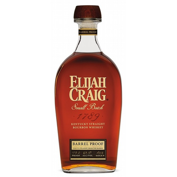 Elijah Craig Barrel Proof 12 Year Old