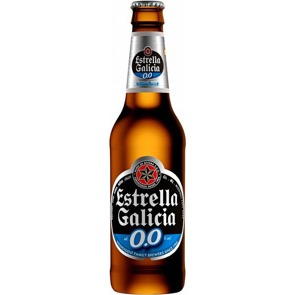 Estrella Galicia 0.0 Alcohol Free