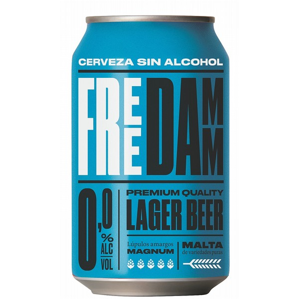 Free Damm Cans