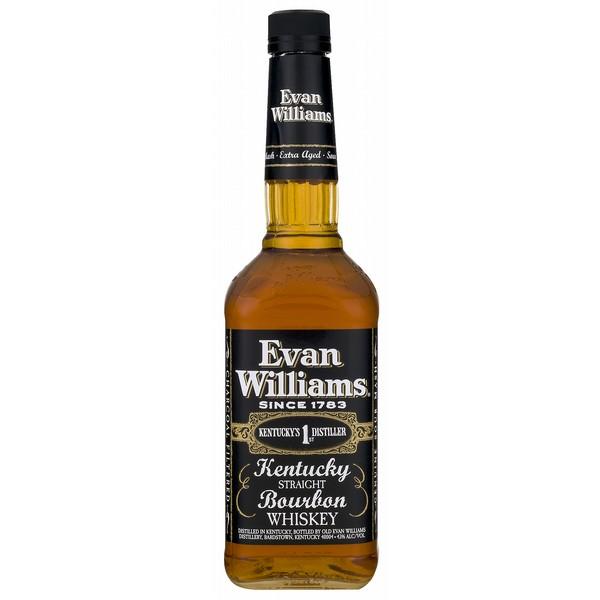 Evan Williams Black Label Ex Aged Bourbon