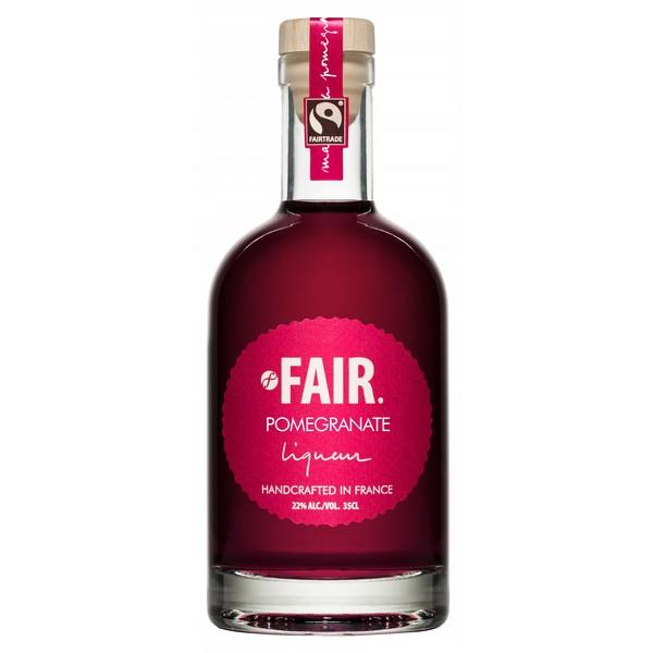 Fair Pomegranate Liqueur Fair Trade