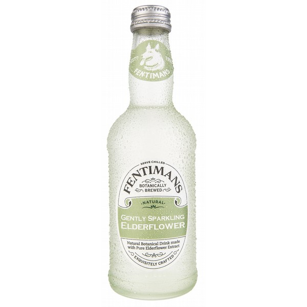 Fentimans Gently Sparkling Elderflower