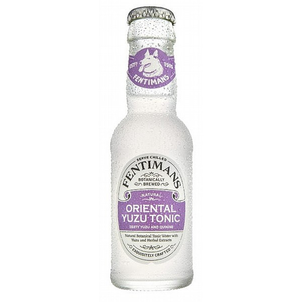 Fentimans Yuzu Tonic
