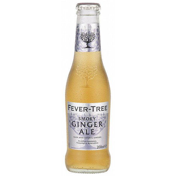 Fever-Tree Smoky Ginger Ale