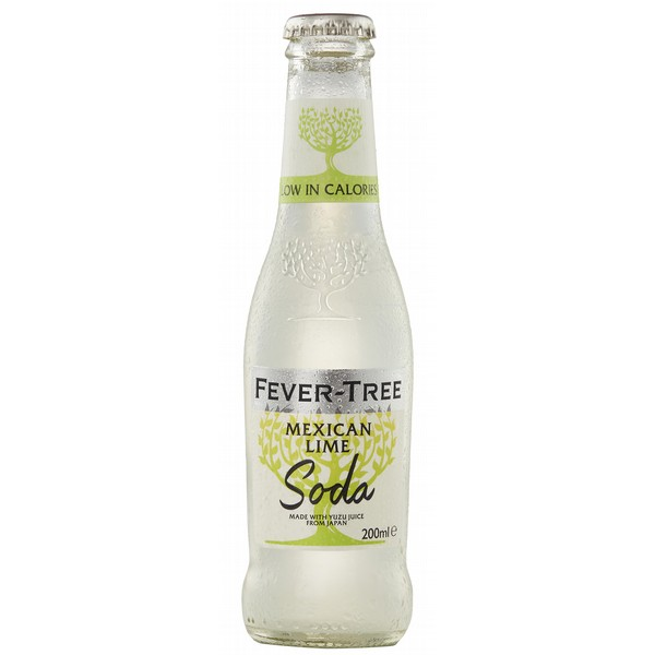 Fever-Tree Mexican Lime Soda