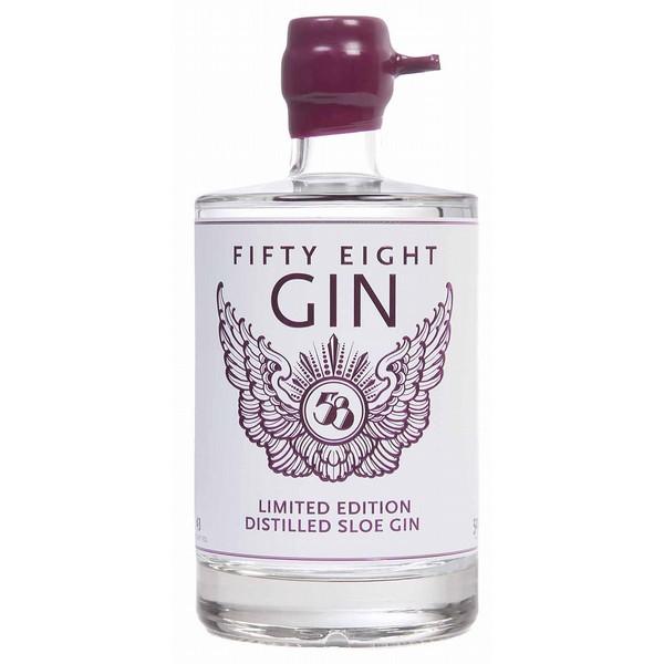 58 Gin Distilled Sloe