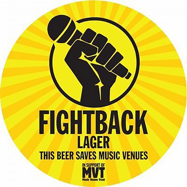 Fightback Lager