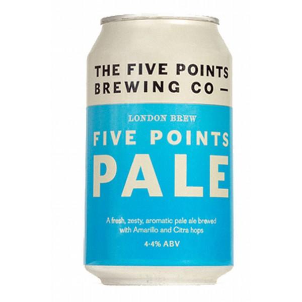 Five Points Pale Cans