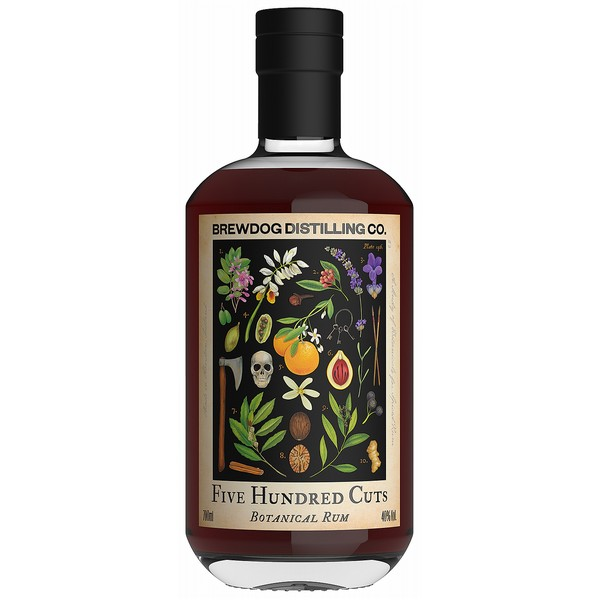 Five Hundred Cuts Rum