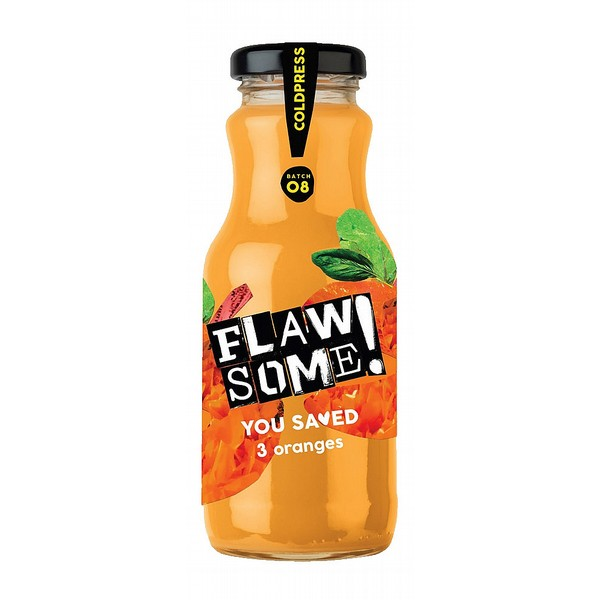 Flawsome! Orange Juice