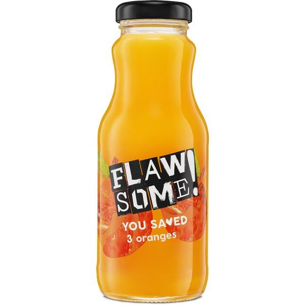 Flawsome! Orange Juice