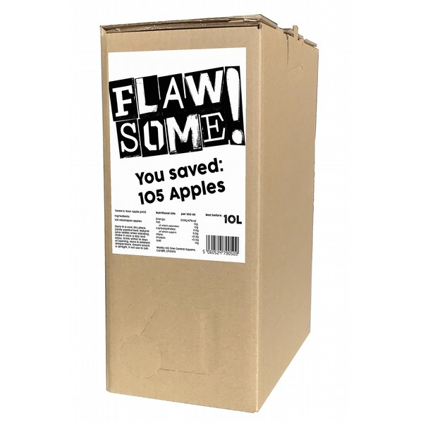 Flawsome Apple Juice  BIB