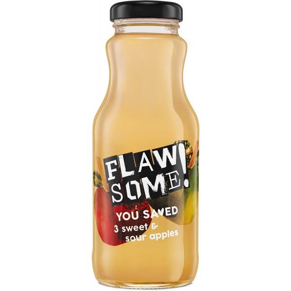 Flawsome! Apple Juice