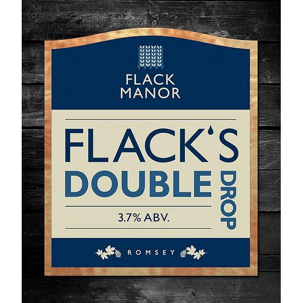 Flack's Double Drop Cask