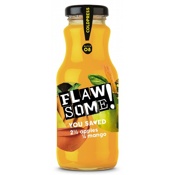 Flawsome! Apple & Mango Juice