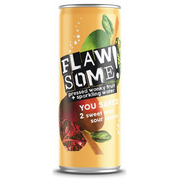 Flawsome! Apple & Sour Cherry Sparkling
