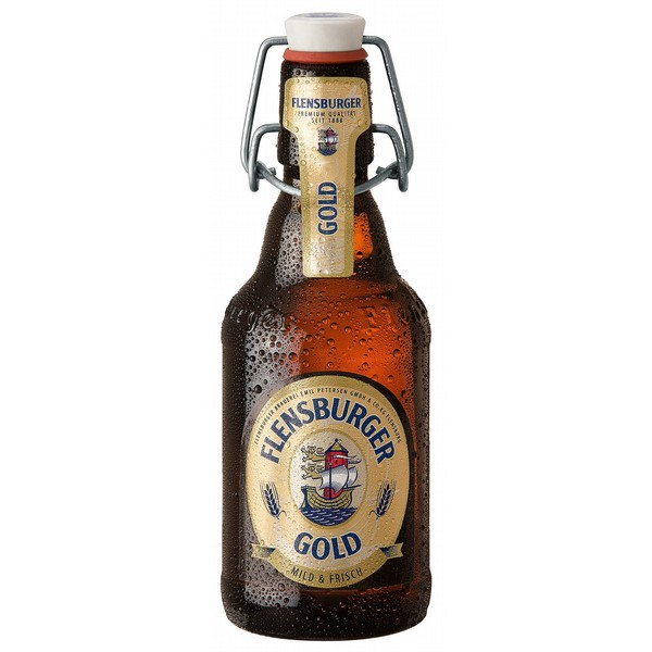 Flensburger Gold  Fliptops NRB