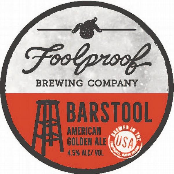 Foolproof Barstool APA