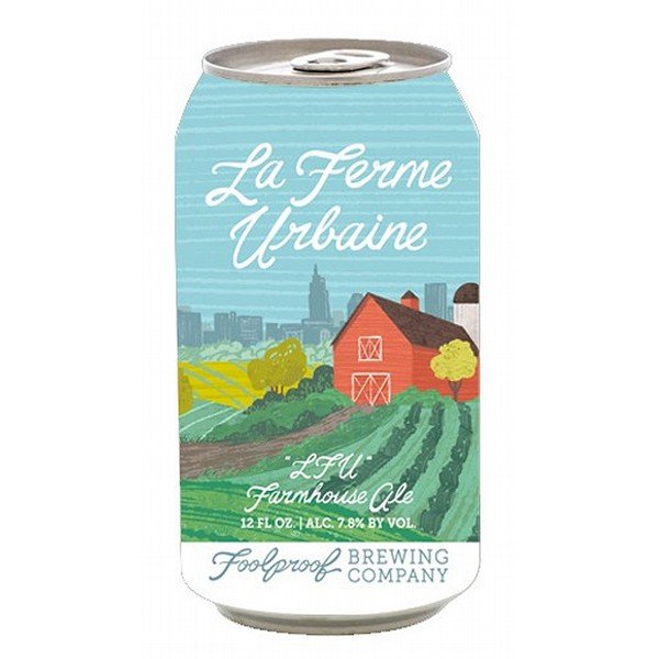 Foolproof La Ferme Urbaine Cans