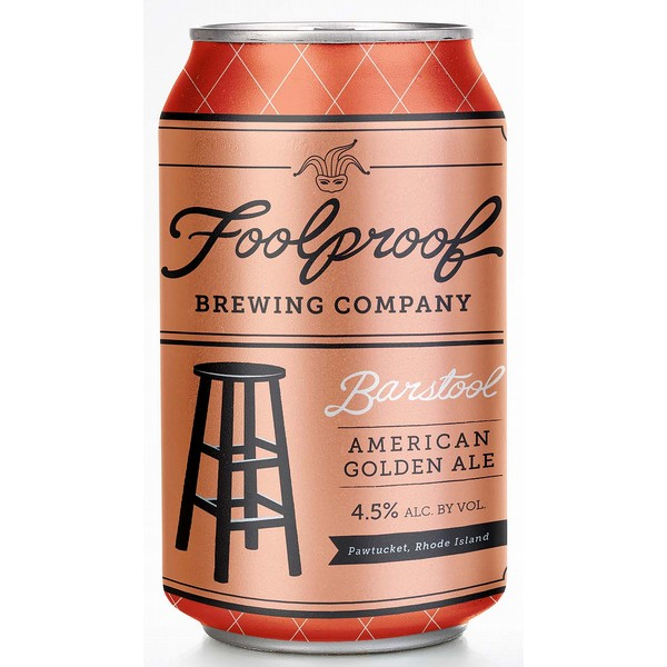 Foolproof Barstool APA Cans