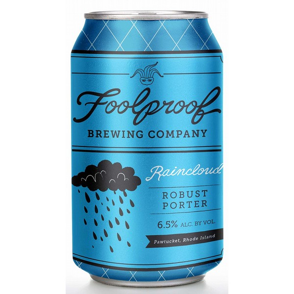 Foolproof Raincloud Porter Cans