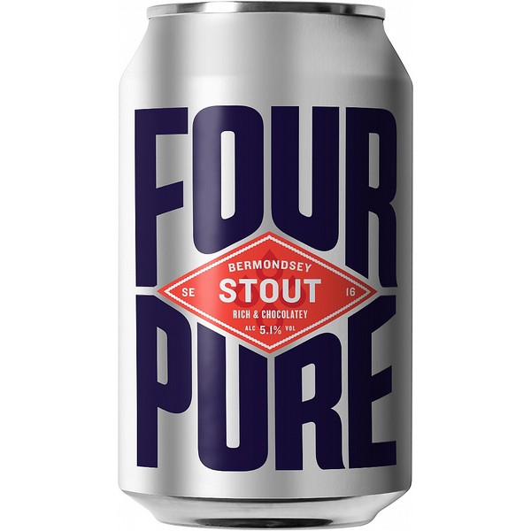 Fourpure Stout Cans