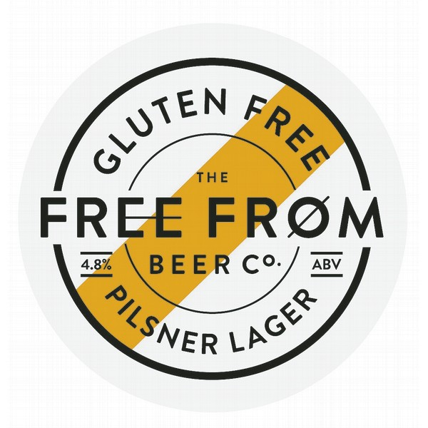 Free From Beer Co Pilsner