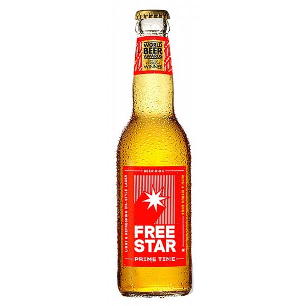 Freestar 0.0% Alcohol Free