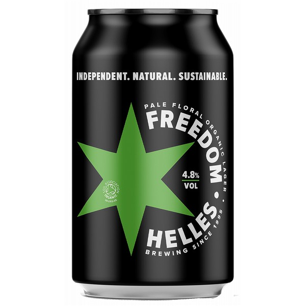 Freedom Helles Cans