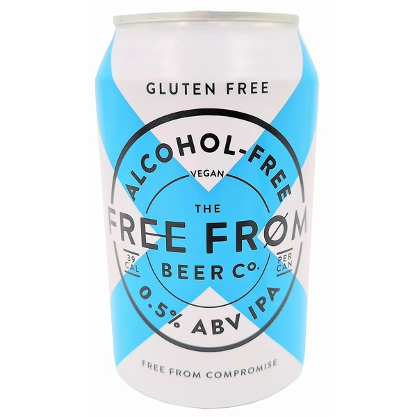 Free From Beer Co AF Session IPA  Cans
