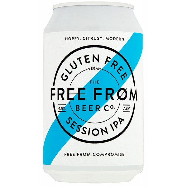 Free From Beer Co Session IPA  Cans